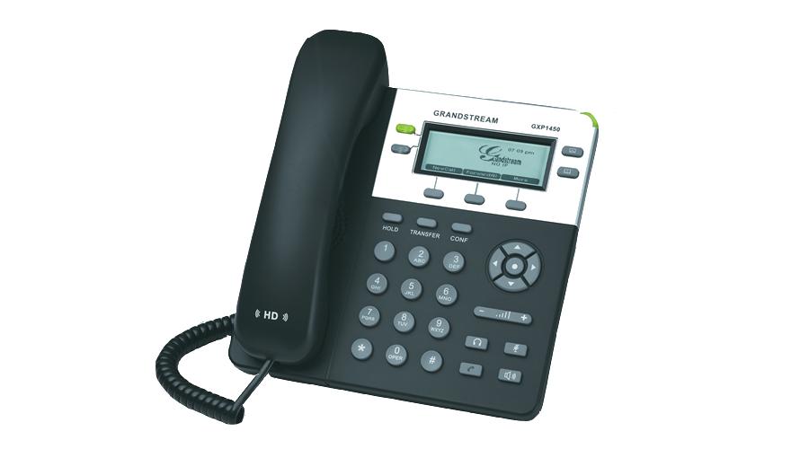 Grandstream-GXP1450-voip-phone
