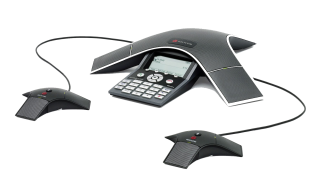 Polycom-SoundStation-IP-7000-with-expansion-microphones